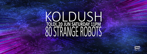 Koldush concert @ Toldi Club